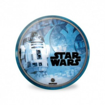 ballons plastique Star Wars R2 D2